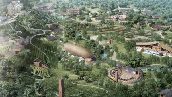 Un village 'Eco-tourist' pour la Route de la soie
