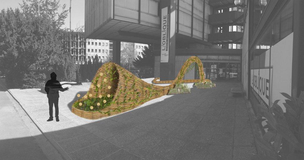 Jardins du monde en mouvement exposition ph m re for Architecture ephemere definition