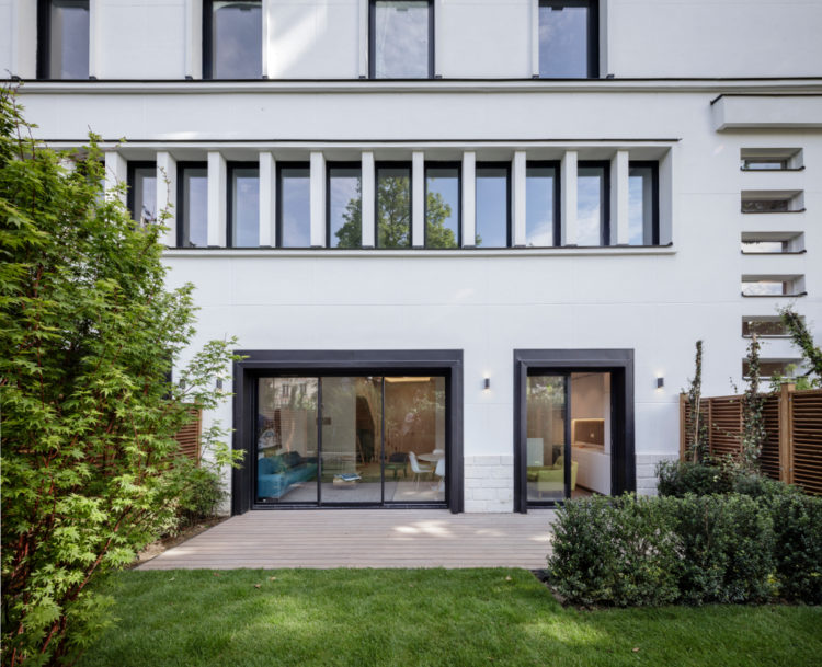 Art Deco Building In Paris Suburb Becomes Luxury Residence