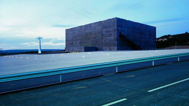 Rudy Ricciotti, du Stadium provoc au musée consensuel