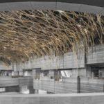 Le HUB, salle de spectacle et d'expositions, entre autres, à Shanghai