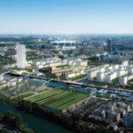 Pour les Jeux Olympiques, Paris est un village