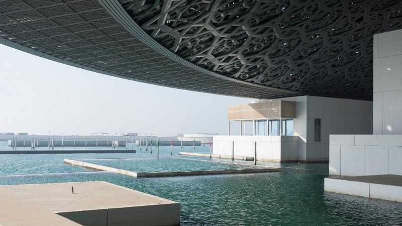 Le Louvre d'Abu Dhabi n'est plus un mirage