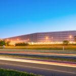 La voie de garage de DeA architectes à Bâle