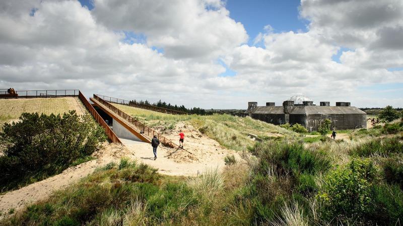 TIRPITZ, le musée caché de la côte ouest du Danemark