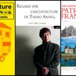 Livres : des nomades, de l'environnement, du patrimoine, de l'architecture