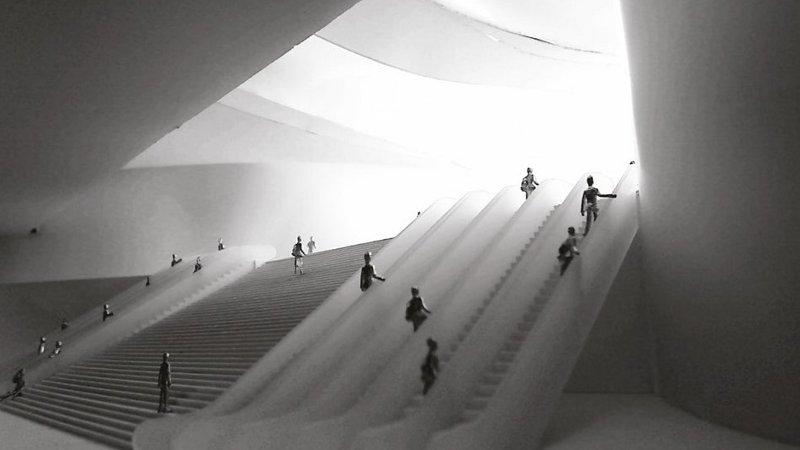 'Light of Tomorrow,' pour les étudiants en architecture