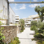 Géométrie dynamique pour le Mas de Rochet, signé A+ Architecture