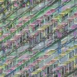 A Rouen, une toile de Jacques Ferrier tout en nuances de Monet