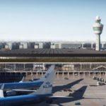 Pour KAAN Architecten l'extension de Schiphol