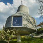 A Prague, la maison de Baba-Yaga