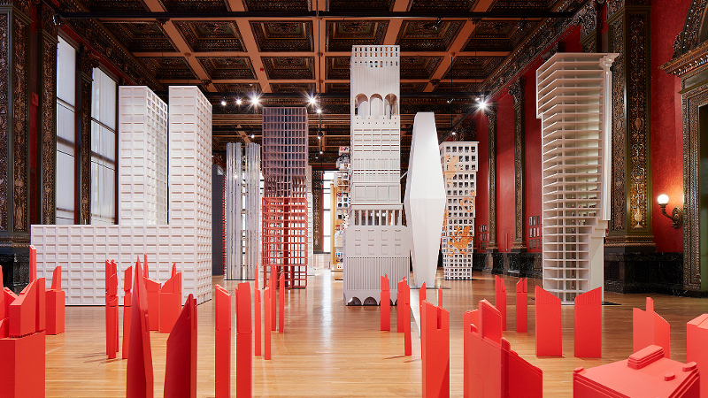 A Chicago, discours autour du 'state of the art of architecture'