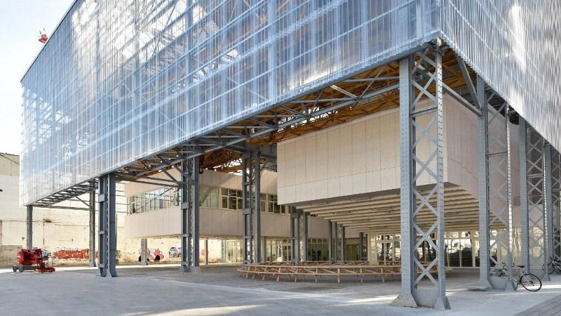 Un nouveau site pour l'école des Beaux-arts de Nantes
