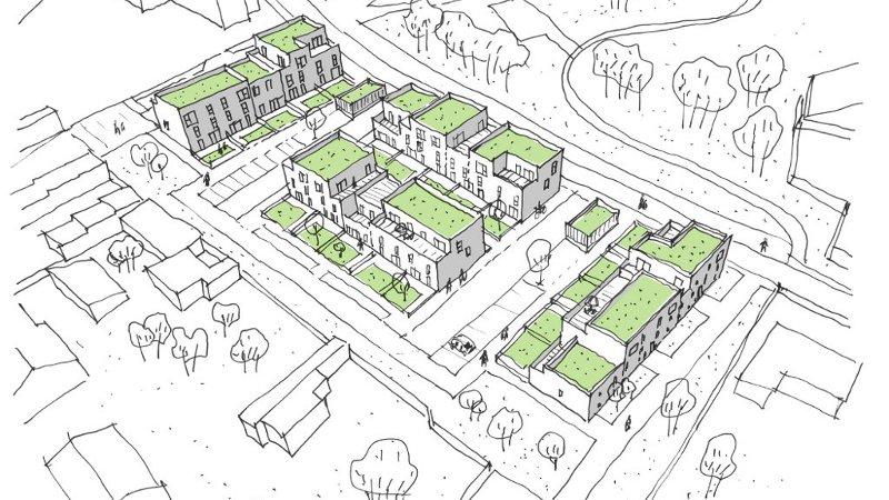 0-S : 38 logements intermédiaires pour un tissu urbain cohérent