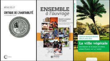 Livres : du logement, de la ville végétalisée