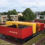 «Une Maison pour Tous conçue telle une Villa Savoye revisitée», selon Hesters-Oyon