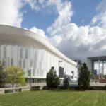 L'architecte dont le bâtiment a changé les règles d'un jeu international
