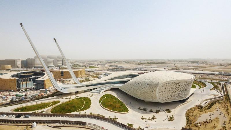 A Doha, une mosquée unique dans l'Orient compliqué