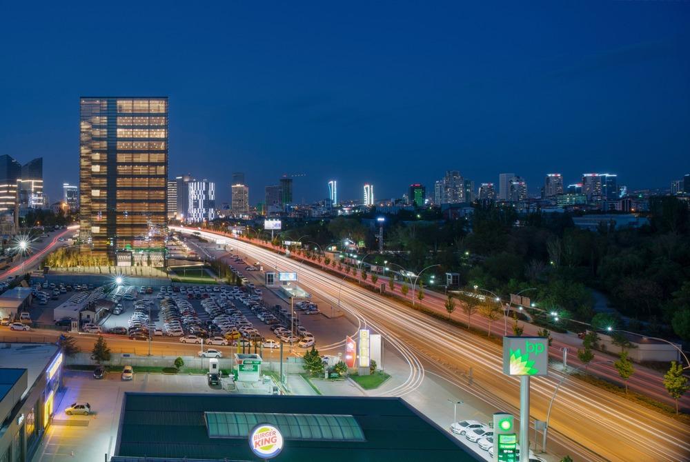 A ankara tour de bureaux dynamique chroniques d architecture