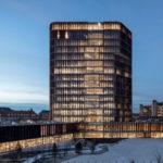 Le Mærsk building redessine le skyline de Copenhague