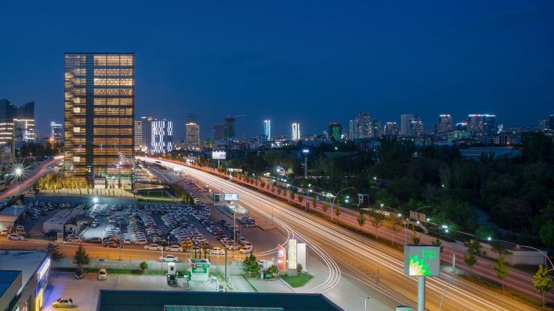 A Ankara, tour de bureaux dynamique ?