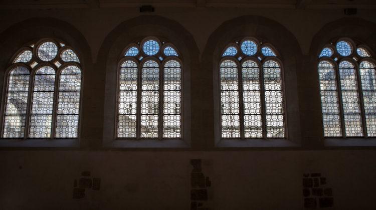 La nouvelle page d histoire du couvent des jacobins par for Interieur d un couvent