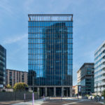 S32 Fintech District, à Milan, comme son nom l'indique