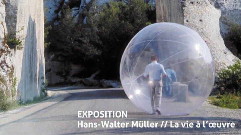 Hans-Walter Müller // La vie à l'œuvre