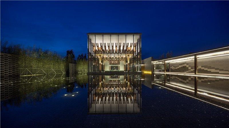 A Xuzhou, Continuation Studio a bâti une « rêverie de pont »