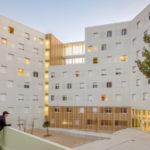 A+ à R+7 en structure bois à Marseille