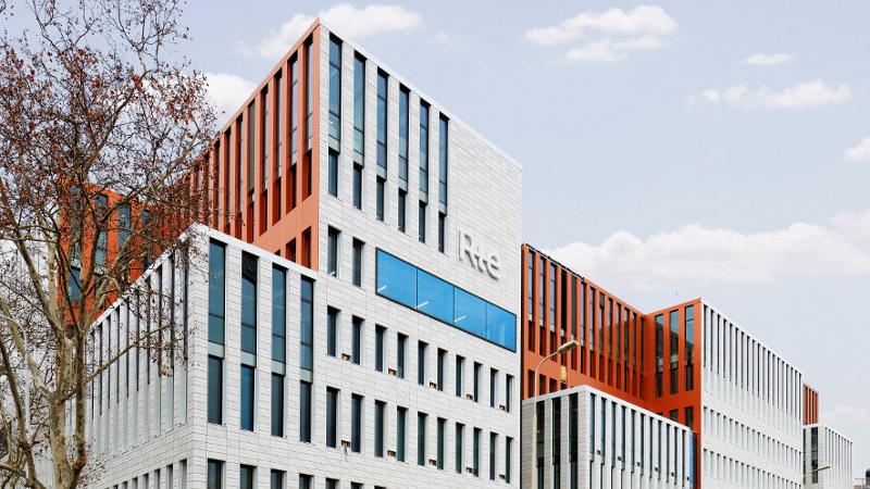 Villa' RTE à Lyon, une vision électrique signée AFAA