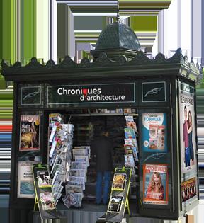 Le kiosque de Chroniques