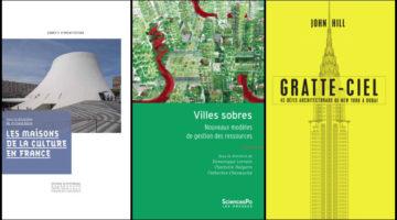 Livres – Villes sobres : de la maison de la culture au gratte-ciel ?