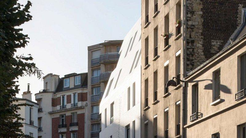 A Paris, un bâtiment proue, et vogue NOA