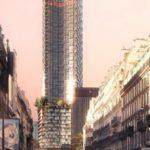 Hidalgo s'offre un petit casse dalle à Montparnasse
