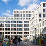 Un hôtel d'entreprise à Paris signé AZC