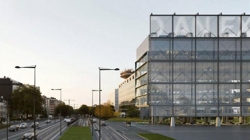 Baukunst et Bruther pour réaliser Frame, la «maison des médias»