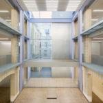 Fondation Lafayette, premier rouage d'une mécanique horizontale