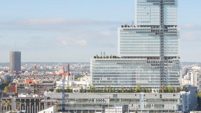 La justice est aveugle, Renzo Piano n'y a rien vu non plus