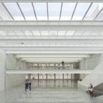 Galeries Lafayette vu par DATA : «une pièce sur la tranche»