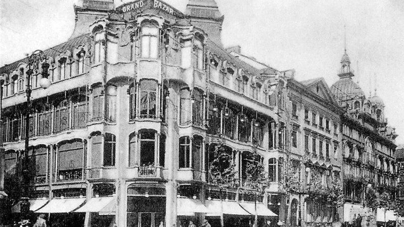 Pour Victor Horta à Bruxelles, suivez le guide