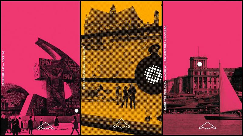Livres : l'architecture de l'an mil à Mai 68, ici et là-bas on