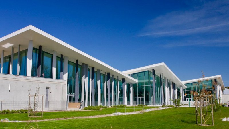 Le chantier de Saint-Nazaire de Coste Architectures