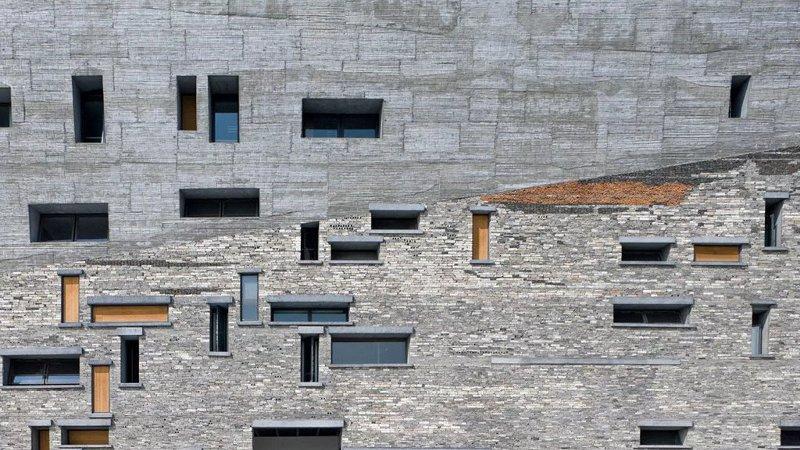 Wang Shu, Lu Wenyu - Amateur Architecture Studio, Hangzhou, Chine