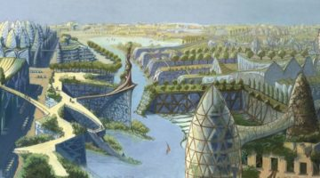 Les Panoramas de 2100 de Luc Schuiten à la Saline royale