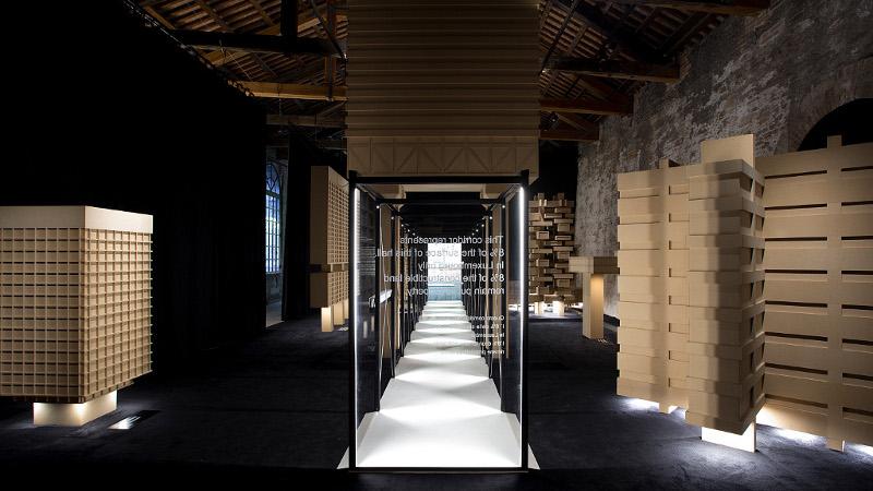 Luxembourg : un pavillon au ras du sol, signé LUCA
