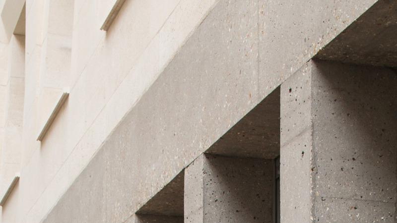 Les logements stéréotomiques de Barrault Pressacco architectes