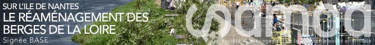 Samoa Réaménagement des berges de la Loire signée BASE