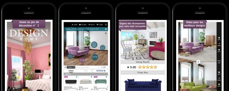 Visuels Design Home