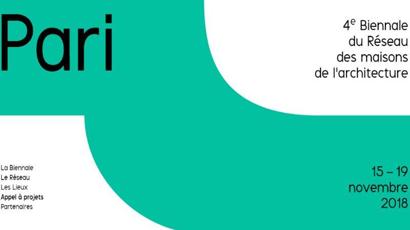 Appel à projets : le PARI de la Biennale du RMA